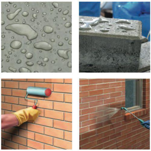آب بند کننده نماهای معماری