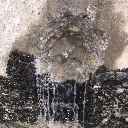 آب بند آنی گیر بتن
